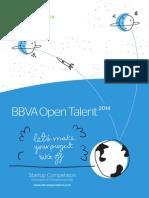 Dossier - BBVAOpenTalent2014