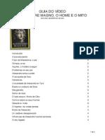 Guía didáctica vídeo Alexandre Magno, o home e o mito