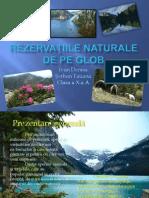 REzervaŢiile Naturale de Pe Glob