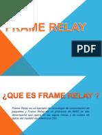 Presentación Frame Relay