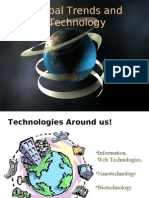 Global Trends and Technologies