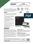 NF 911 AC Cut Sheet