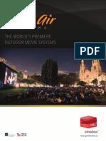 Cine Box Elite Brochure