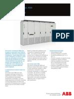 Inverter Solarinverter solari i Inverter Centralizzati PVS800 Da 100 a 1000kW