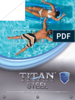 Titan Steel Steps for Swimming Pools