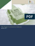 KSA Construction Industry Report Jan 20111