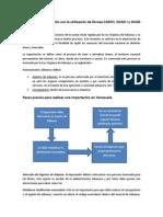 Proceso de Importación Con La Utilización de Divisas Cadivi