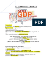 gdp and economic growth filled in notes 5 7
