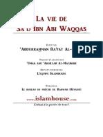 La vie de Sad ibn abi waqqas.pdf