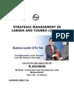 l & t Strategy