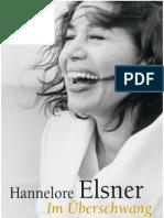 Hannelore Elsner - Im Ueberschwang