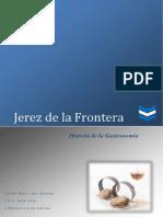 Gastronomia de Jerez.carlos Martinez Oviedo