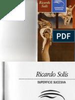 Solís, Ricardo - Superficie Sucesiva