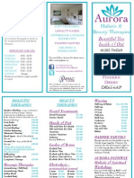 Aurora Treatment List June 2014