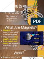 magnets in motion presentation