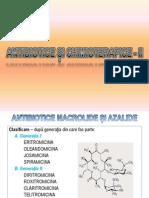 Antibiotice Macrolide