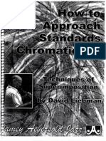 How to approach standards chromatically