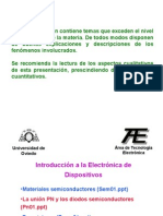 Union PN - Diodos