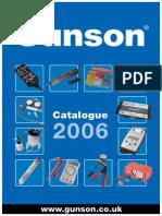 Gunson 06 Catalogue