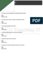 Checklist Tracemap