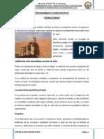 PROCEDIMIENTO CONSTRUCTIVO ESTRUCTURAS