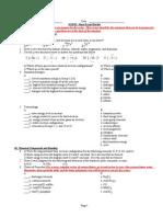 G11 Chem PRACTICE EXAM
