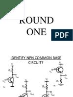 Circuits Identification Quiz