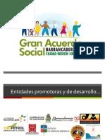 Gran Acuerdo Social Barrancabermeja