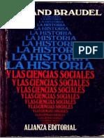 BRAUDEL, Fernand, La historia y las ciencias sociales.pdf