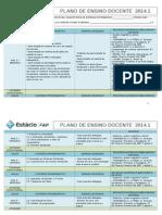 2014.1 - Arquitetura de Sistemas Distribuídos - PED