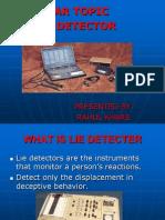 22004323 Lie Detector