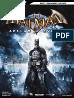 Batman Guia