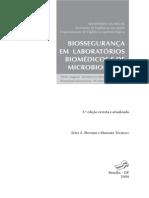 Biossegurança Em Laboratórios Biomédicos e de Microbiologia - MS, 2004