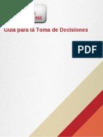 Guia Para La Toma de Decisiones