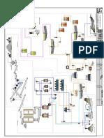 Flow Sheet de Planta San Andres MARSA