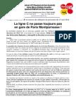 Compte Rendu CGT Réunion DP ELT LC 13 05 14