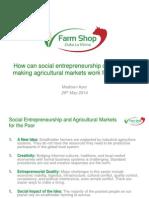 Madison Ayer, FarmShop, Kenya