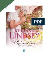 Lindsay Johanna - Deja Que El Amor Te Encuentre