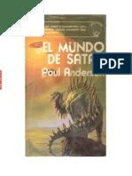 Poul Anderson - El Mundo de Satán