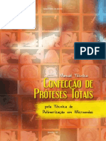 Apostila_protese_brasileira Polimerização No Microondas
