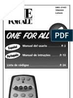 Manual Urc-3145 Latam