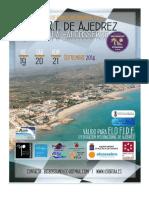 1er IRT de Ajedrez Alcalà