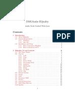 DMGAudio EQuality Manual