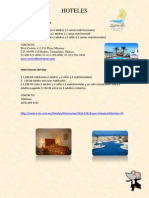 Hoteles en La Playa