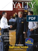 Loyalty Management Second Quarter 2014