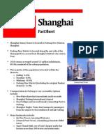 Shanghai Fact Sheet