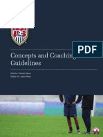 Part 2 - Concepts and Coaching Guidelines U.S. Soccer Coaching Curriculum