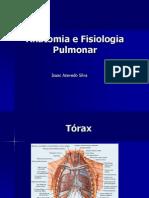 Anatomia e Fisiologia Pulmonar
