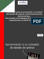 ESTRATEGIAS PARA LA PREVENCION DEL LAVADO DE DINERO.ppt