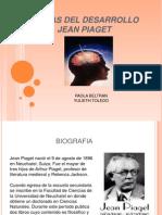 Etapas Jean Piaget